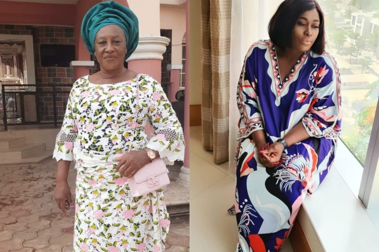 Veteran actress, Patience Ozokwor reveals one thing she likes about Uche Jombo