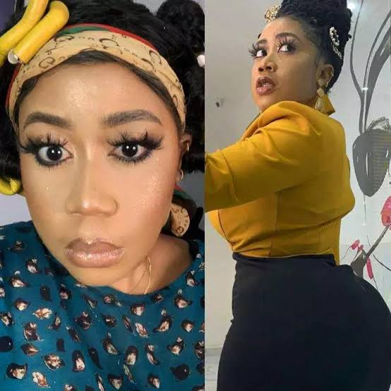 """""""Sis, I'm claiming your future husband will find you before 2021 ends"""" – Moyo Lawal prays for her single fans"""