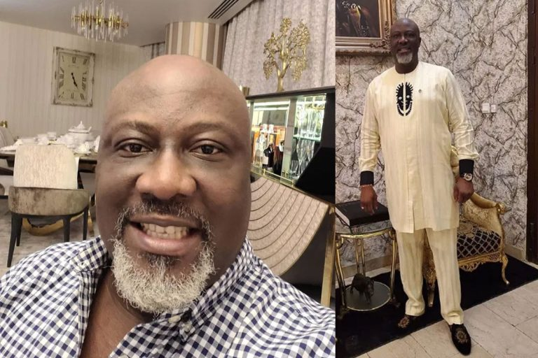 Dino Melaye reveals real reason why Donald Trump lost the election