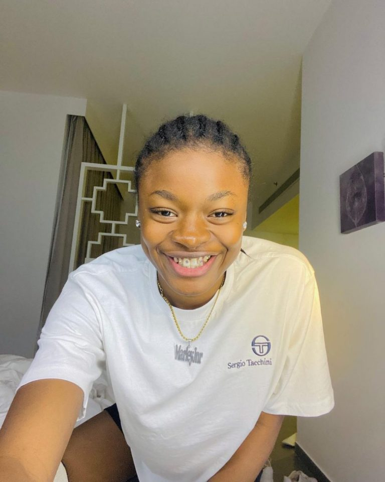 'Be motivated by what you can do, not defeated by what you can't' – Naira Marley's sister, Shubomi inspire fans