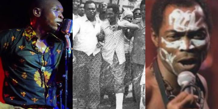 Seun Kuti demands justice for his late father after 44-years