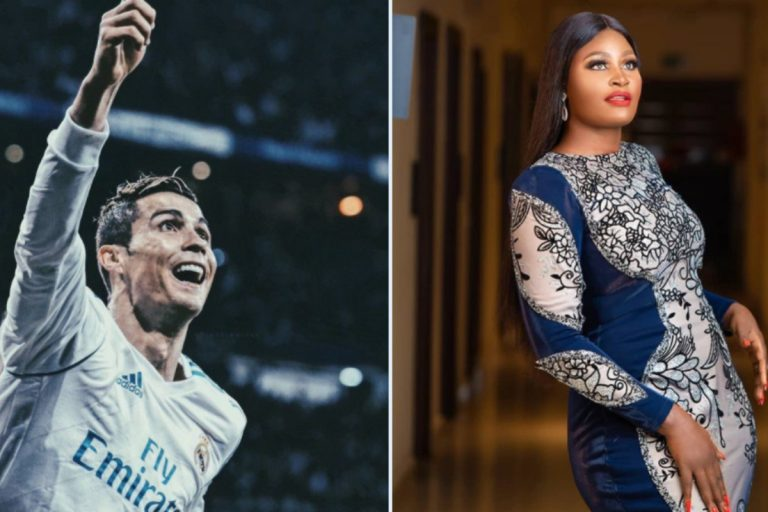You made me fall in love with football – Chizzy Alichi wishes Ronaldo a happy birthday