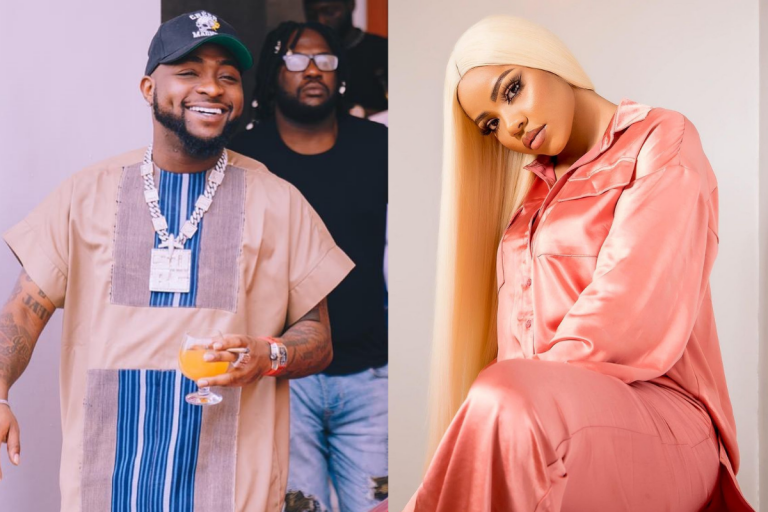 """""""My God is working"""" – Davido says as his video with BBN Nengi hits over 25 million views"""