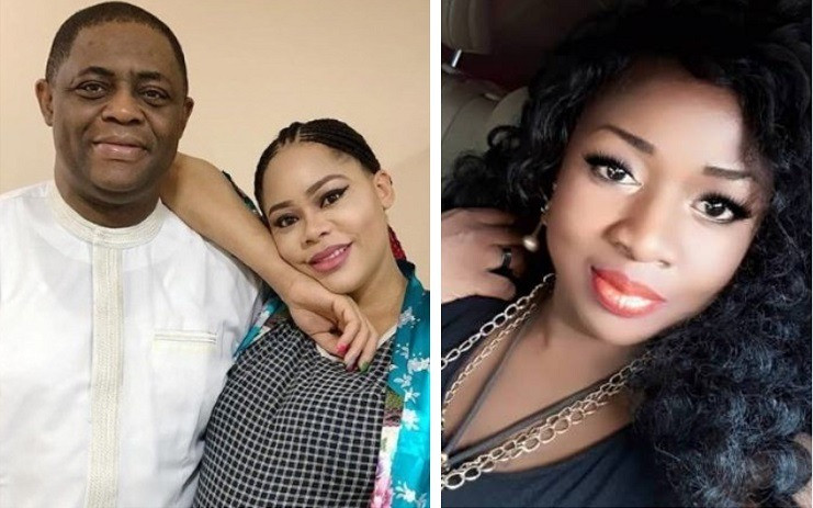 You admitted being caught cheating' – FFK's first wife, Regina slams his estranged wife Precious Chikwendu
