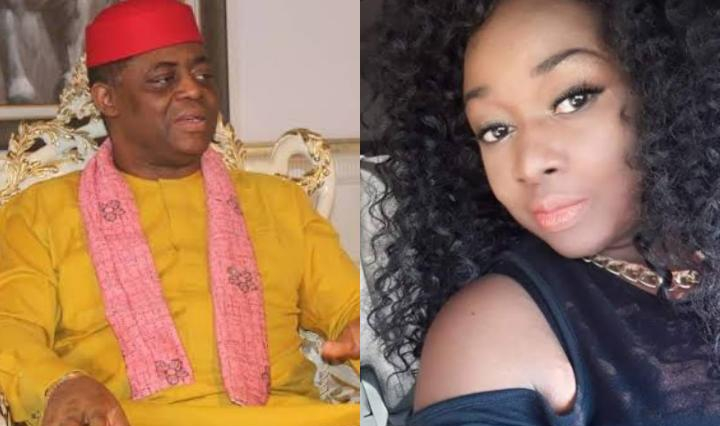 Our love is one in a million – Femi Fani Kayode hails his ex-wife Regina