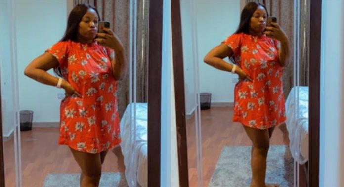"""Wrapper is one of the sexiest house outfits a woman can wear""""- Nigerians  react as lady reveals what her husband did when she wore wrapper at home -  Gistsbaze"""