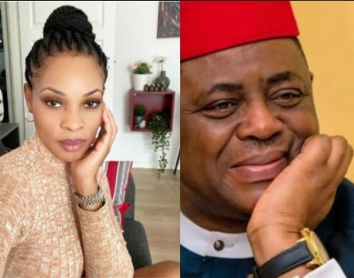 Actress Georgina Onuoha blasts FFK for taking the COVID19 vaccine months after describing it as evil
