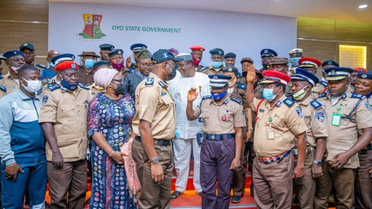 Insecurity: Oyo to deploy Man O' War operatives to schools
