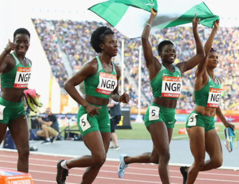 Nigeria out of World Relays as athletes are denied visas