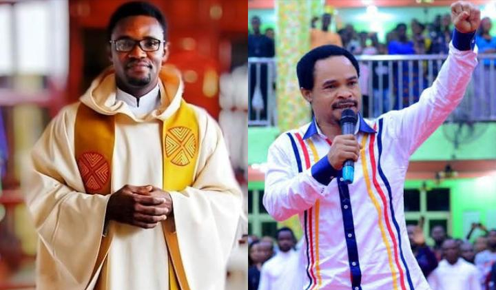 """Some of you mistake """"thou shall not judge"""" for """"thou shall not say the truth"""" – Nigerian Catholic priest says Prophet Odumeje is not a Christian but a clown"""