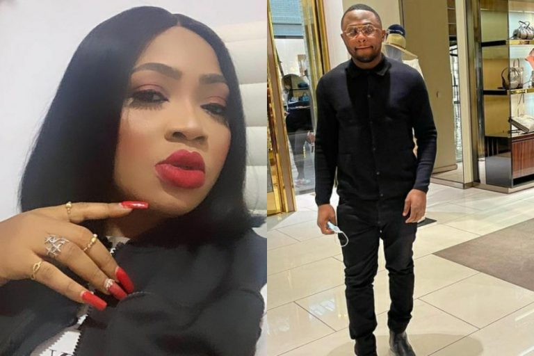 God will give you a good woman that will stand by you – Lady Golfer assures Ubi Franklin
