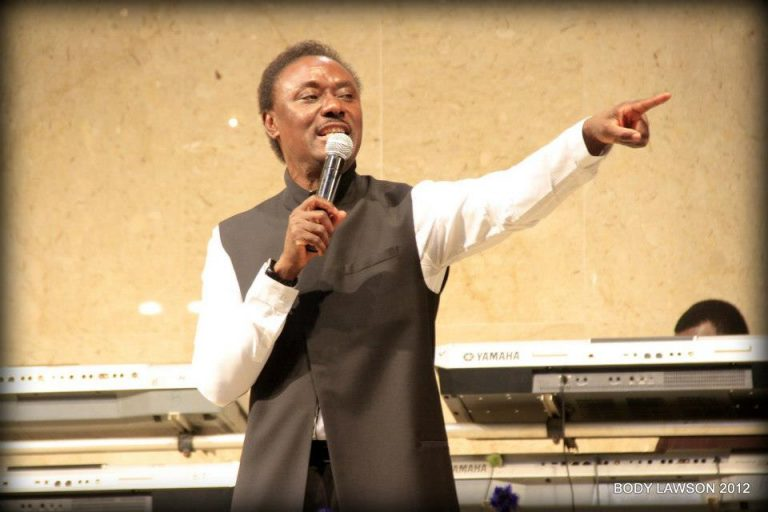 COVID-19 vaccine will make you become a vampire – Pastor, Chris Okotie warns