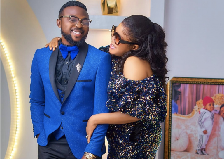 Toyin Abraham speaks about how good her marriage has been