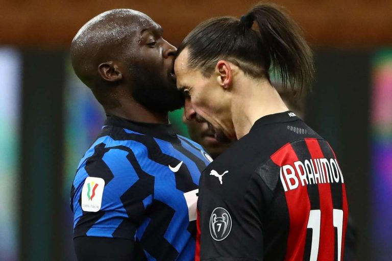 'Bow down the real God has been crowned the king' – Romelu Lukaku reignites his feud with Zlatan Ibrahimovic