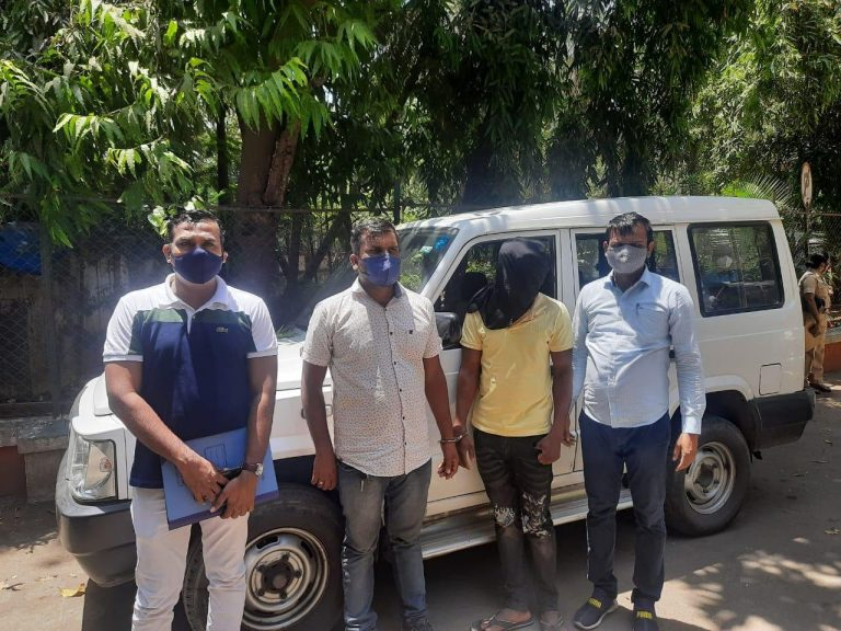 Suspected Nigerian peddler arrested with drugs worth over N10m in India
