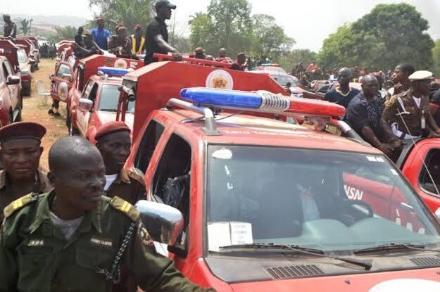 Amotekun evacuates 137 illegal occupants from Ondo forest reserve