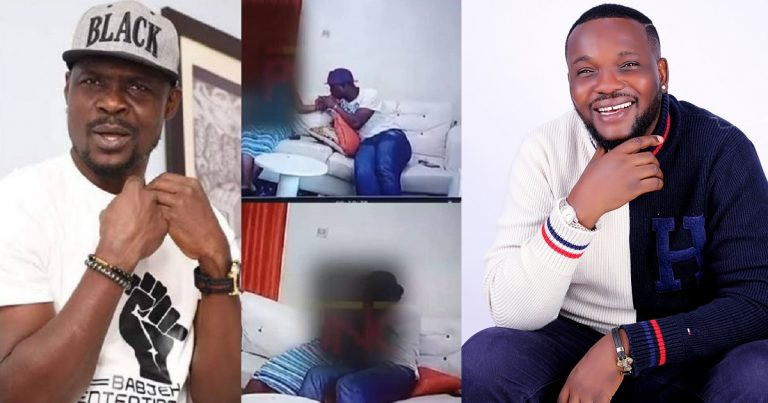 Yomi Fabiyi dragged for making a movie with the Baba Ijesha rape case and using real names