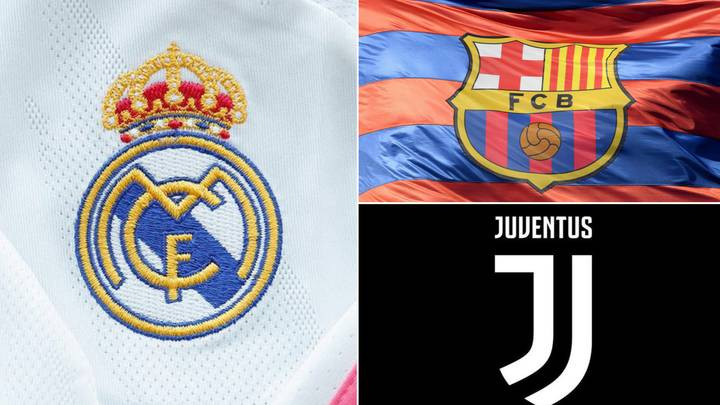 """Barcelona, Real Madrid and Juventus """"set to be banned from the Champions League this week"""""""