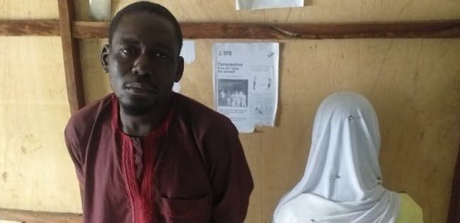 Man, 39, arrested for allegedly defiling 12-year-old girl in Kwara
