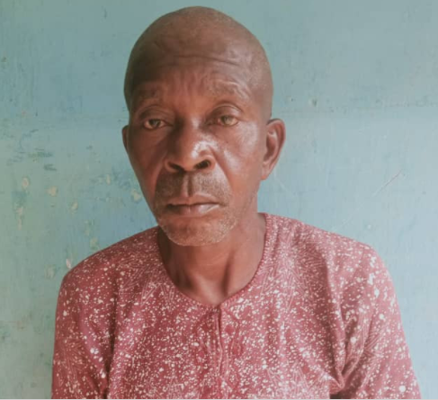 Man, 65, arrested for allegedly raping his 85-year-old stepmother in Ekiti