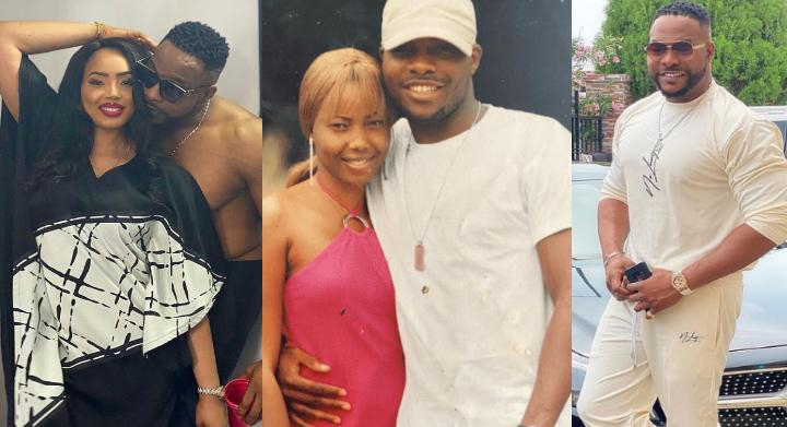 """""""Now I am feeling like his sweet 16 all over again"""" – Ninalowo's wife says as she stuns in skin tight outfit"""