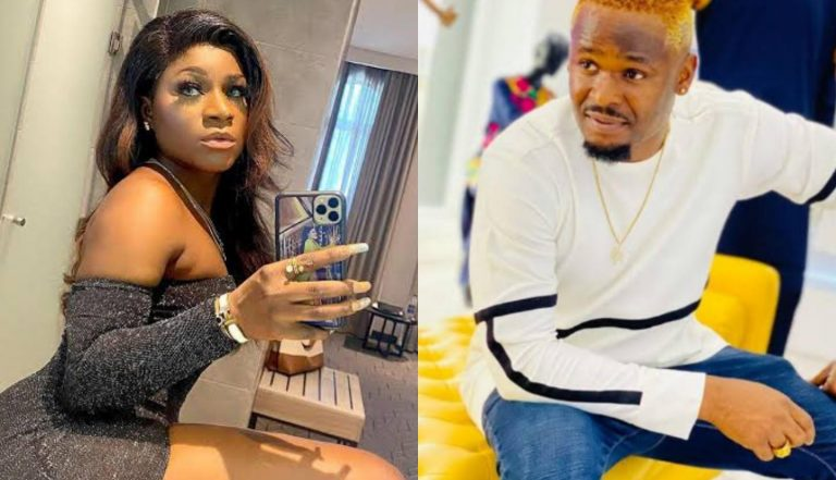 """""""Be with someone who says, """"babe let's fix this"""", I can't lose you"""" – Destiny Etiko advises, Zubby Michael reacts"""