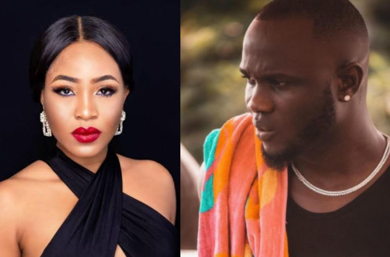 Tomorrow isn't promised – Erica says, as she mourns Davido's crew member, Obama DMW