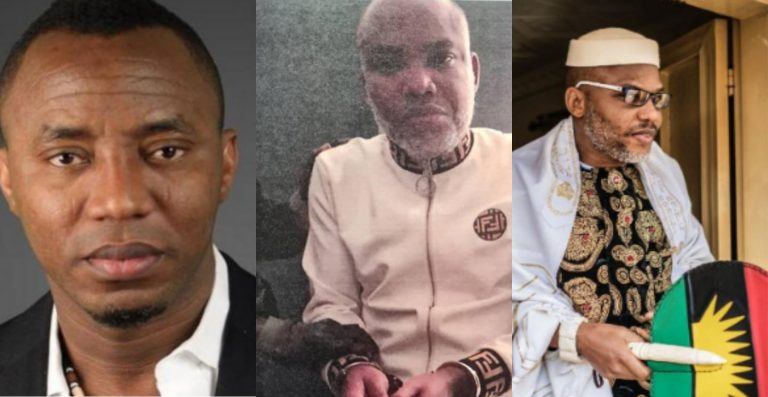 Police release Sowore after arresting him while attending Nnamdi Kanu's trial
