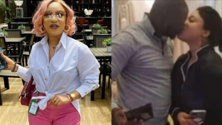 """""""You are the best husband I could ever ask for"""" – Tonto Dikeh praises her new lover"""