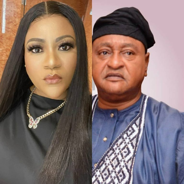 My God will work against your entire generation yet unborn – Nkechi Blessing fires back at Jide Kosoko