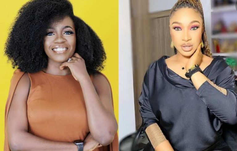 Keep your relationship away from social media – Shade Ladipo advises Tonto Dikeh