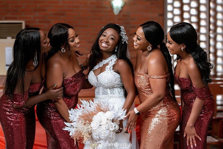 Ten Types Of Ladies You Will Find At A Typical Nigerian Wedding
