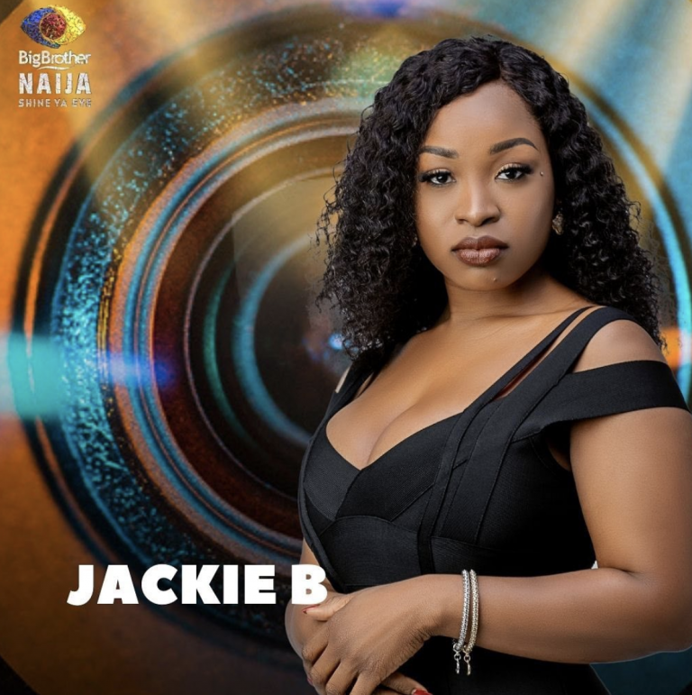 BBNaija 2021: I got pregnant at 18 after having sex for the first time, my son is 10years now – Jackie B