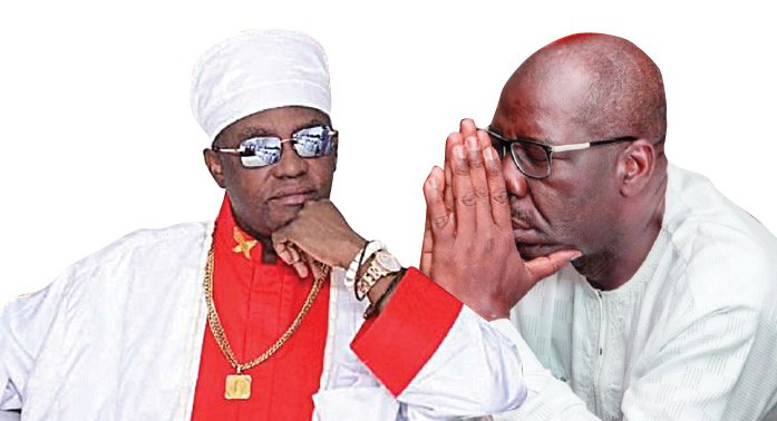 """Rejects Edo govt's proposed museum, Governor needs prayers""""~ Oba Ewuare II"""