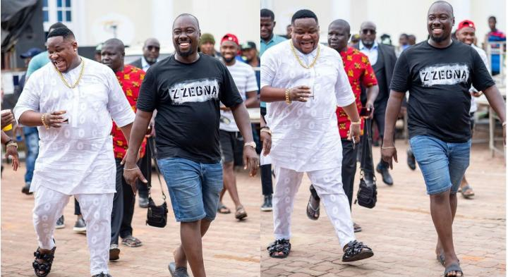 One man empowers 300 struggling youths with N1m while a pastor tells them to sow seed with N1,000 – Cubana Chief Priest replies those criticizing Obi Cubana