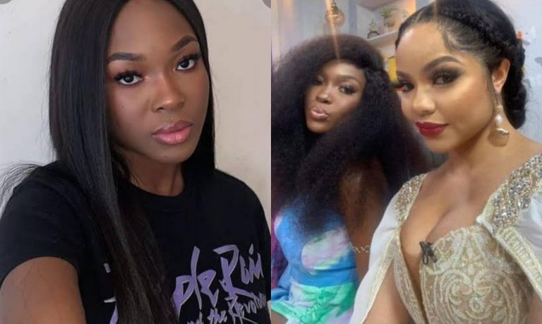 Nengi is the most annoying human ever but I love her so much – Vee says as they stuns in new photo