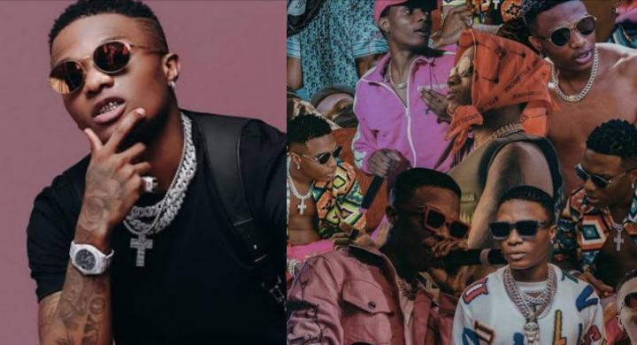 'I'm not even really the best' – Wizkid says as he releases his new album