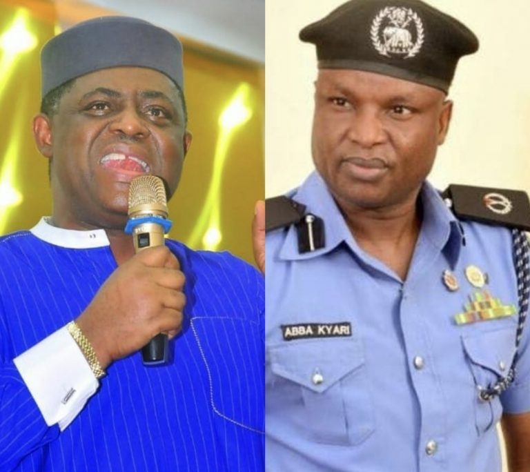 """""""Abba is one of the bravest cops in Nigeria and I will not believe these crazy allegations levelled against him – FFK defends Abba Kyari after his indictment in the Hushpuppi fraud case"""