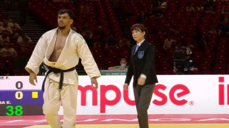 Algerian Quits Olympics Rather Than Take On Israeli In Judo Match