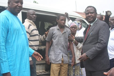 Bandits said they will release remaining 87 students in batches – Kaduna Baptist conference
