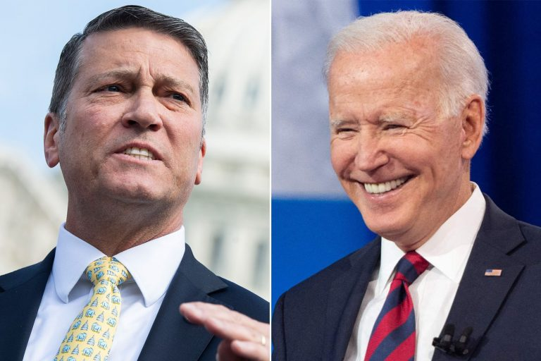 """""""He's completely LOST it! Biden will be forced to resign – Former White House doctor, Ronny Jackson predicts as he questions US President's cognitive ability"""