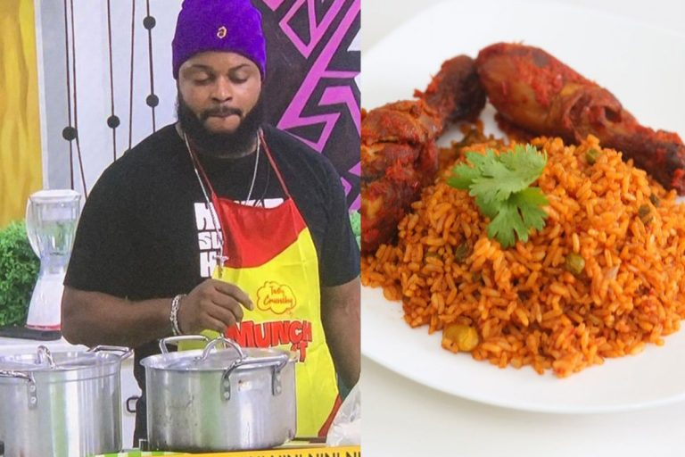 Whitemoney would still be in charge of the kitchen affairs – Head of House, Liquorose tells the Housemates