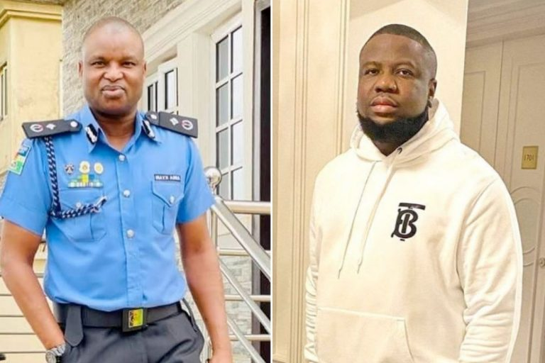Policeman Abba Kyari reacts after being accused by US government of allegedly receiving bribe from Hushpuppi to arrest and jail a member of his online fraud gang