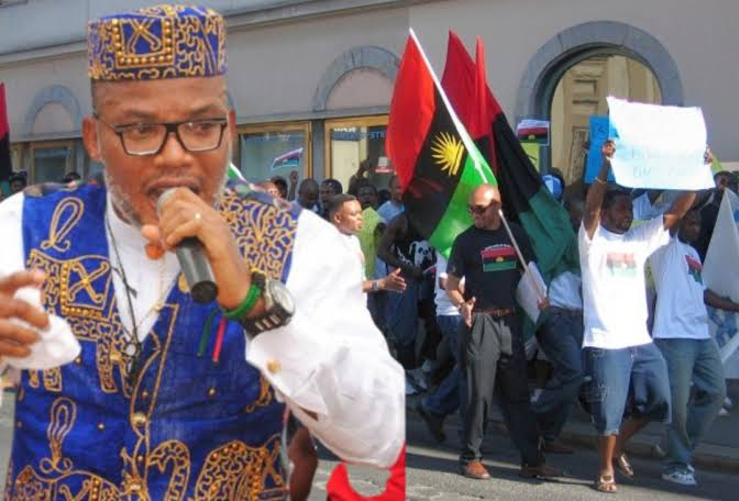 IPOB declares war on South-East leaders as Nnamdi Kanu languish in detention