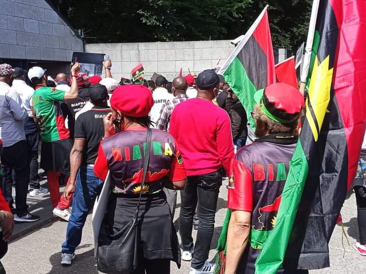 There'll be one-month lockdown in south-east if FG fails to bring Kanu to court – IPOB