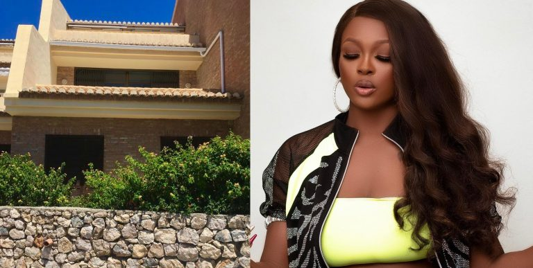 BBNaija's Ka3na Marks Her 27th Birthday As Her Old Oyibo Husband Gifts Her A House