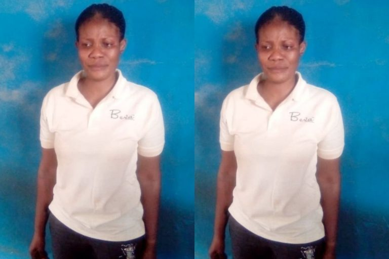 Police arrest woman who beat her own daughter to death in Ogun