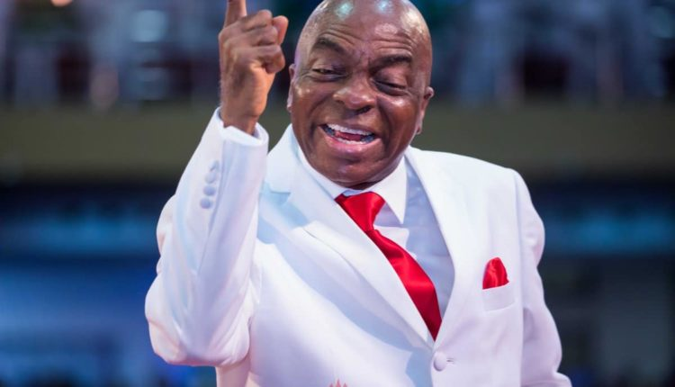 Bishop Oyedepo shares how a worshipper ran mad after trying to steal from his church