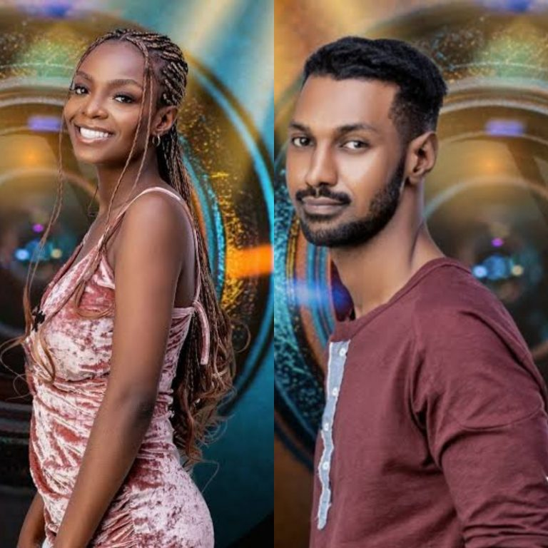 #BBNaija: Hilarious moment Peace was shocked by Yousef's accent as he pronounces 'Veto' as 'Beto' (video)