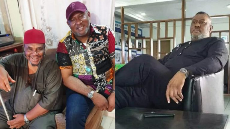 Rare photos of Pete Edochie's 51-years-old eldest son, who's an Engineer